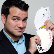 Houston TX Comedy magician
